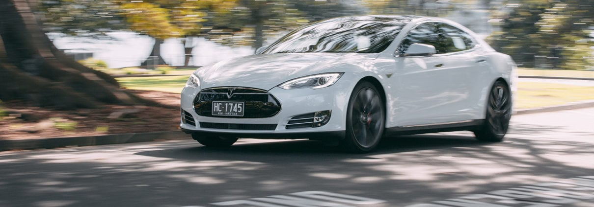 Tesla Limo Luxury Car Hire Service Sydney