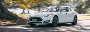 Tesla Luxury Limo and Chauffeur Service and Electric Car Hire Sydney