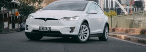 Sydney Tesla Electric Car Airport Limo Sydney