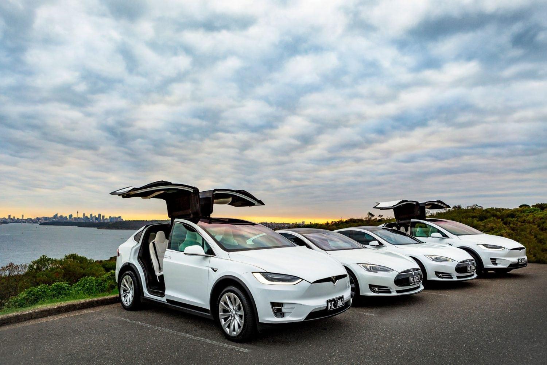 Hire Tesla Cars Australia
